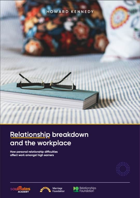 Relationship breakdown and the workplace - YouGov Research Report