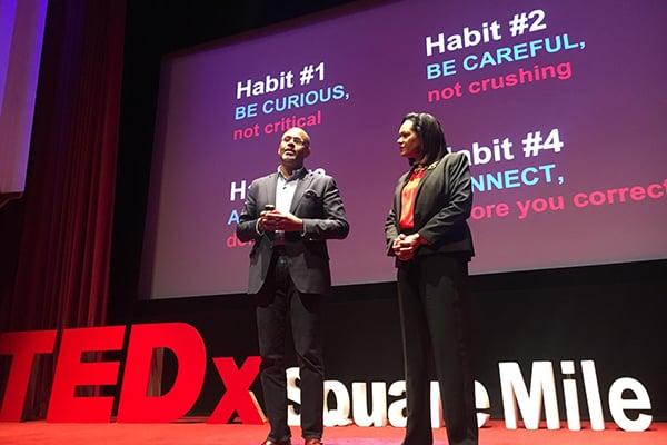 The 4 Habits - TEDx